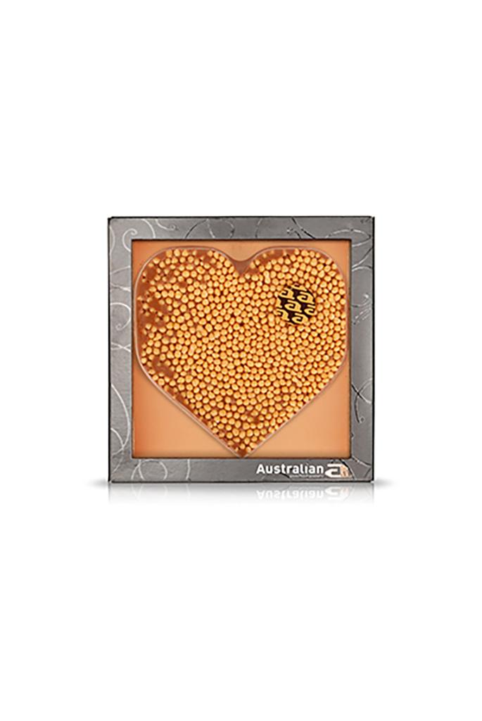 Australian Chocolade hart Caramel zeezout