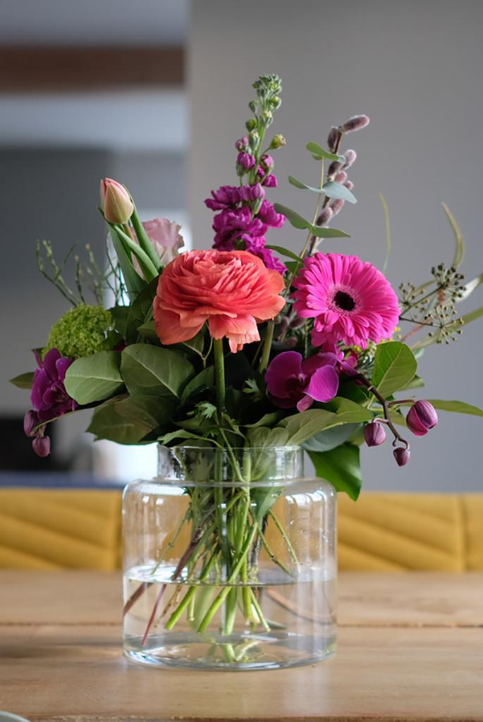 Fleurtjedag Boeket M