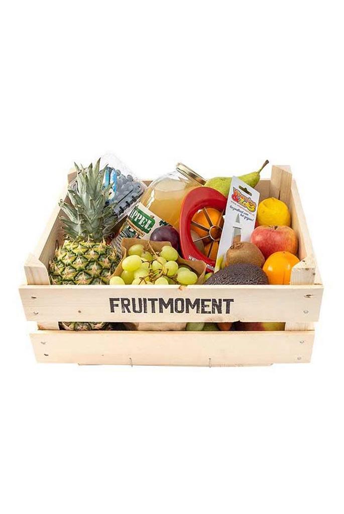 Fruitmand Luxe Fleurtjedag Loket