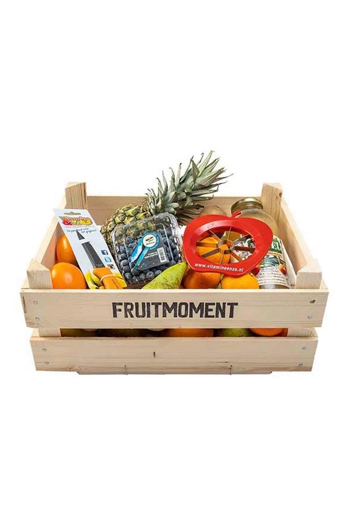 Fruitmand Standaard Fleurtjedag Loket