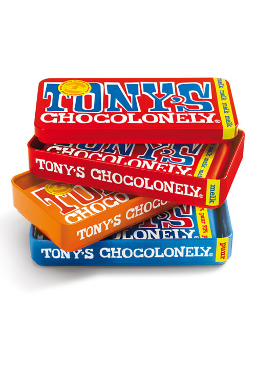 Stapelblik Tony Chocoloney Fleurtjedag Loket