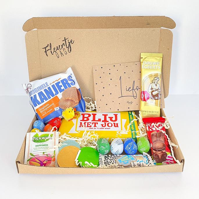 Ontbijtpakket-Pasen-XL-fleurtjedag-waarderingpakket-cadeau-collega