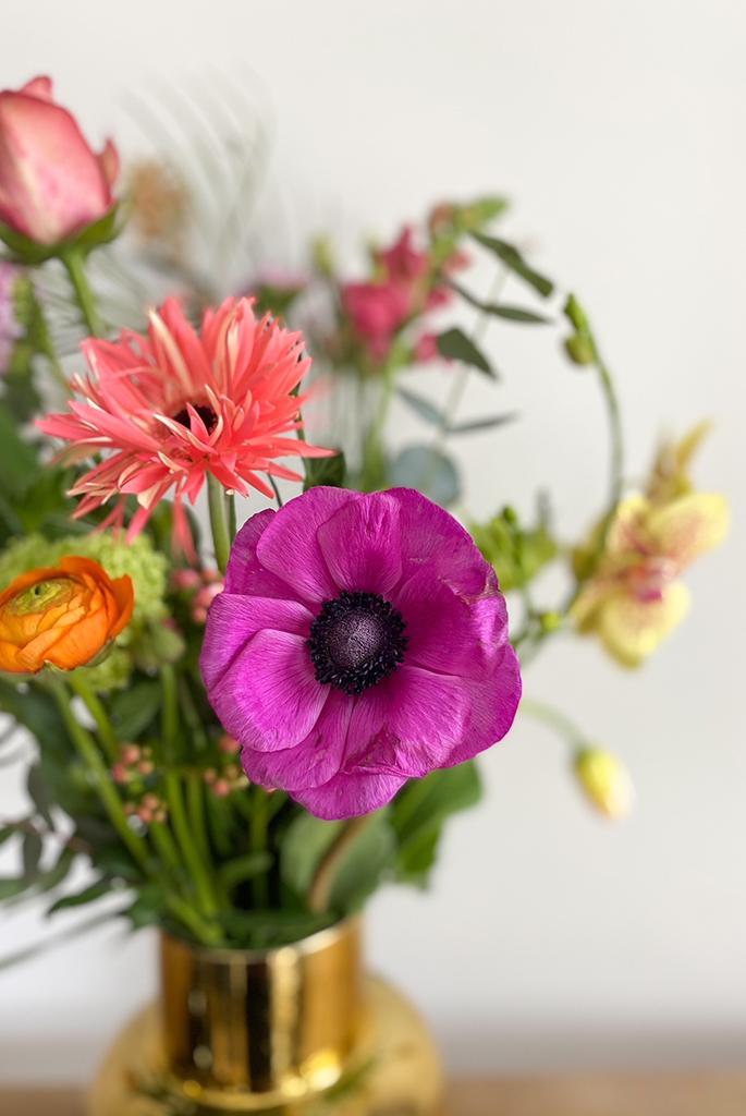 fleurtjedag bloemen cadeau collega verjaardag bedankt afscheid