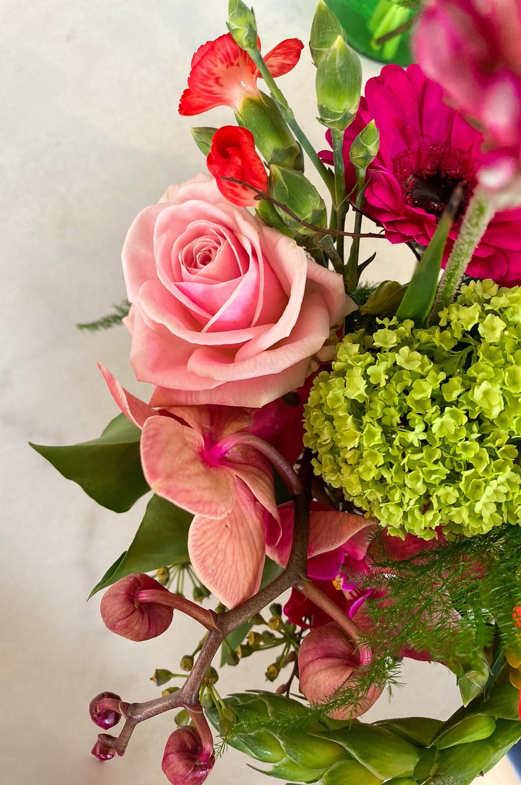 fleurtjedag brievenbusbloemen waarderingspakketjes cadeau collega