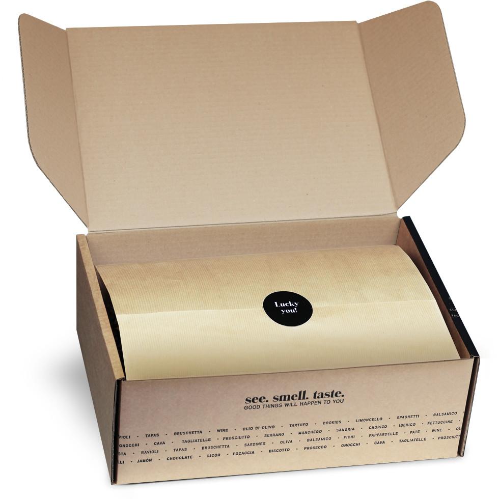 luxe geschenkverpakking borrelpakket charles