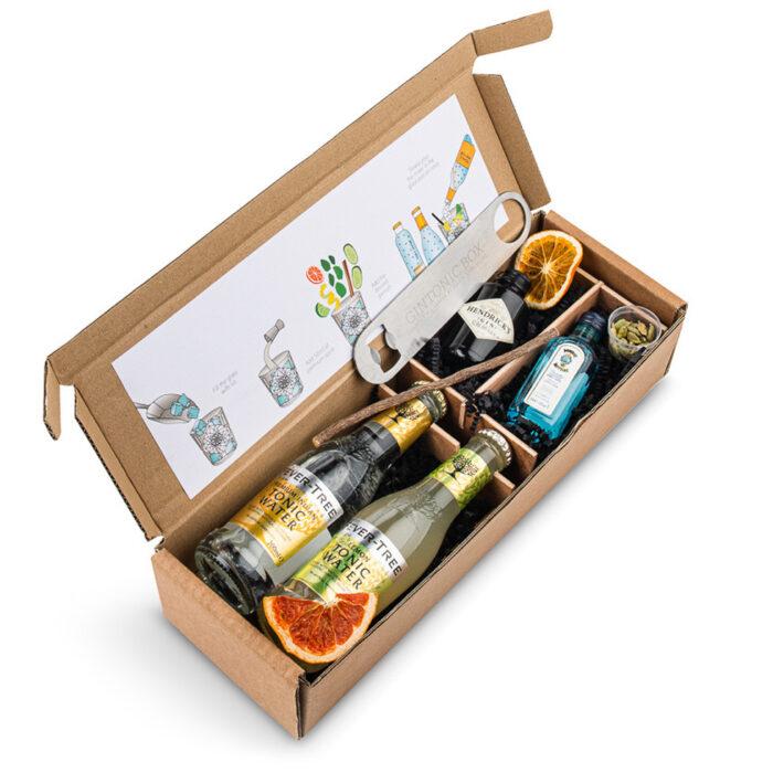 Fleurtjedag-gin-tonic-box-hendrick's-en-bombay-sappphire binnenzijde